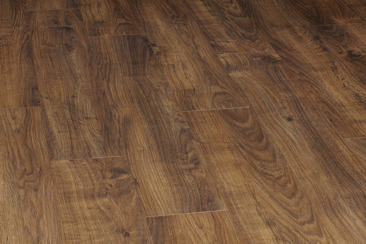 Laminate or solid wood flooring