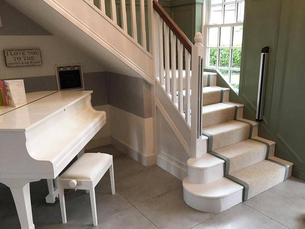 Stair carpet - Berkamsted