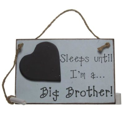 Big Brother Chalkboard