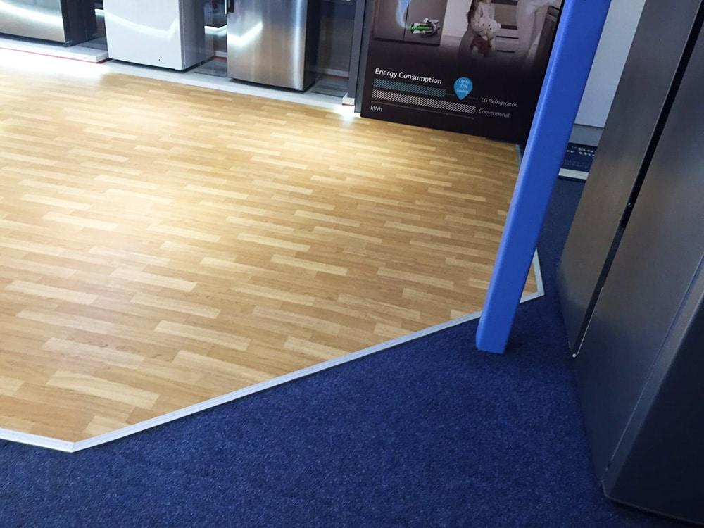 Store Taralay safety flooring