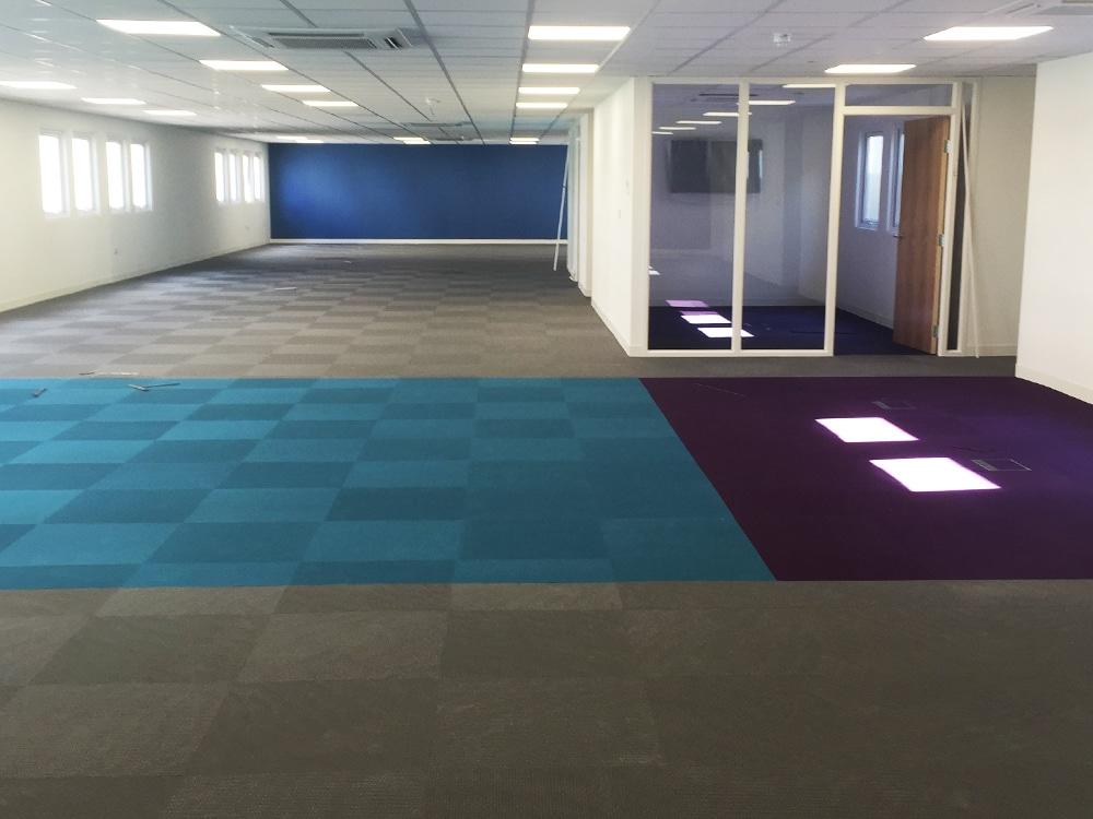 Flooring Carpet Tiles