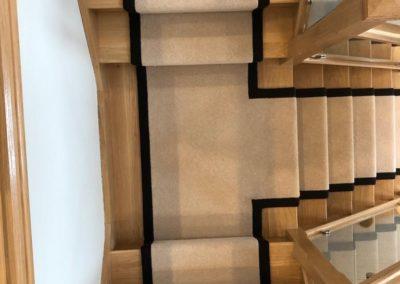 Saxon House stair runner